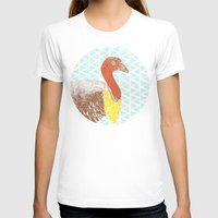 turkey T-shirts featuring Go turkey! by Albert Palen  >   albertpalendraws.com
