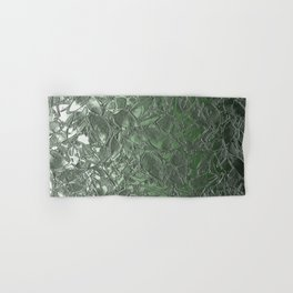 Grunge Relief Floral Abstract G167 Hand & Bath Towel