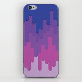 Sweet midnight iPhone Skin