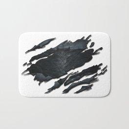 Bat-man BvS Ripped Symbol Bath Mat
