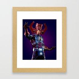 Galactus - Marvel Villain Series Framed Art Print