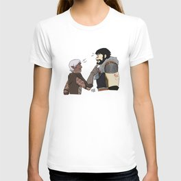 Fenhawke argument? T-shirt