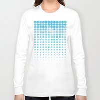 snow Long Sleeve T-shirts featuring Snow by Last Call