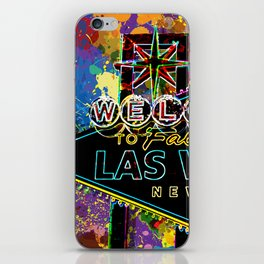 Welcome to Las Vegas iPhone Skin