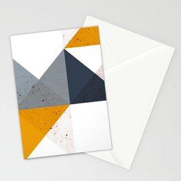 Modern Geometric 19/2 Stationery Cards