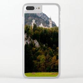 Magic place Clear iPhone Case