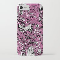 bubblegum iPhone & iPod Cases featuring BubbleGum by DuckyB