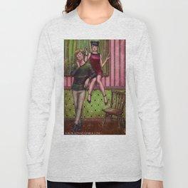 Adrinette - Sweethearts Long Sleeve T-shirt