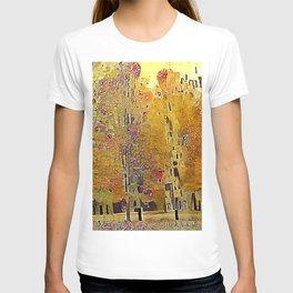 Klimt Trees T-shirt