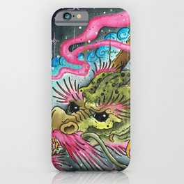 Space Dragon iPhone Case