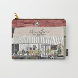 McKinney Square Shop Carry-All Pouch