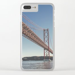 BRIDGE II Clear iPhone Case