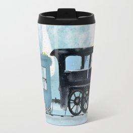 the arctic express Travel Mug