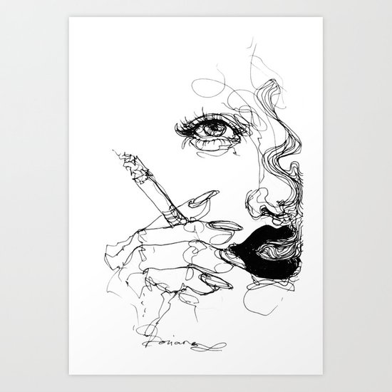Smoke by doryana17