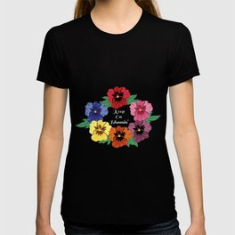 Keep On Bloomin' T-shirt