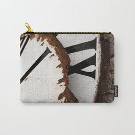 time is running out Carry-All Pouch