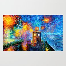 The 10th Doctor who Starry the night Art painting iPhone 4 4s 5 5c 6, pillow case, mugs and tshirt Rug
