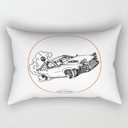 Crazy Car Art 0115 Rectangular Pillow
