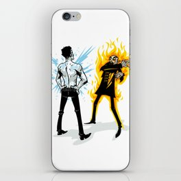 You must be kidding me iPhone Skin
