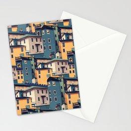 Night Castles (Pattern) Stationery Cards