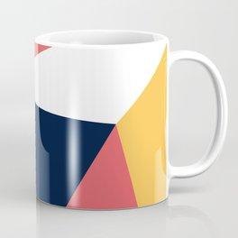 Modern Poetic Geometry Coffee Mug