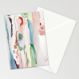 It Appeared Overnight Stationery Cards