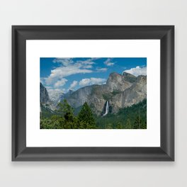 A Different View Framed Art Print