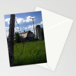 Grandpa's Barn Stationery Cards