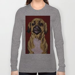 snaggle tooth Long Sleeve T-shirt