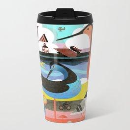 OBX Metal Travel Mug