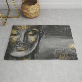 Buddha Gray Rug