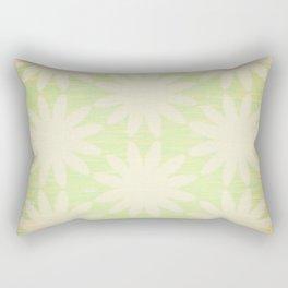 Tropical Floral Rectangular Pillow
