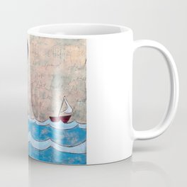 At the Shore Coffee Mug