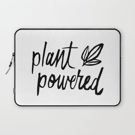 Plant Powered Laptop Sleeve