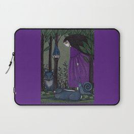 There is a Place in the Woods... Laptop Sleeve