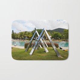 Airlie Beach- Lagoon Bath Mat