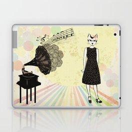 Dance Time Laptop & iPad Skin
