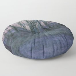 Unknown Land Floor Pillow