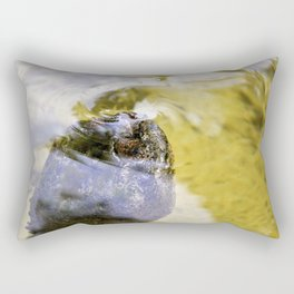 Surface Tension Rectangular Pillow