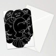 Heads N°9 Stationery Cards