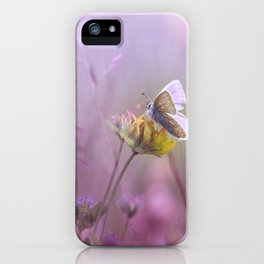 It's only me.... and this little one... iPhone Case
