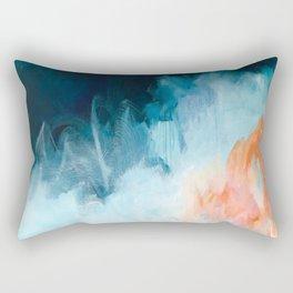 Passing Through Rectangular Pillow