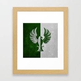 Raverin Framed Art Print
