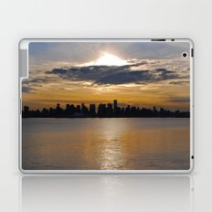 Downtown Sunset Laptop & iPad Skin