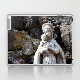 Mother mary Laptop & iPad Skin
