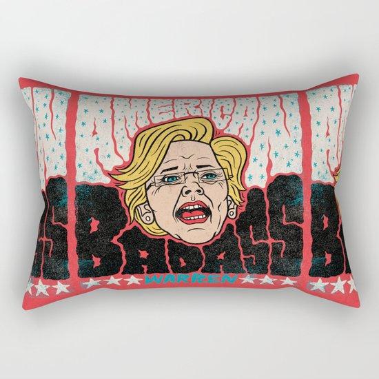 American Badass Rectangular Pillow