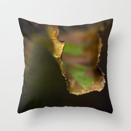 LEAVES OFSOUTH Throw Pillow