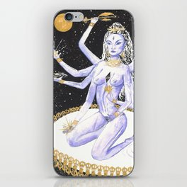 She's More Than You Can Handle iPhone Skin