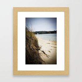 The Path. Framed Art Print