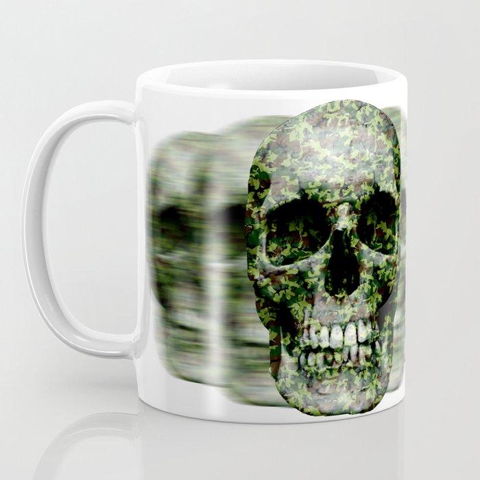 camou is new black Coffee Mug